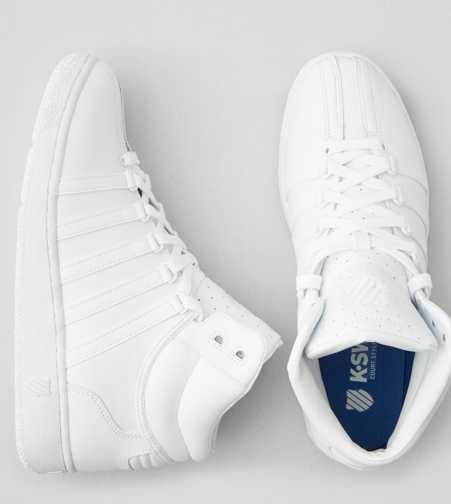 K-Swiss Classic VN Mid Top Sneaker  - Free Shipping