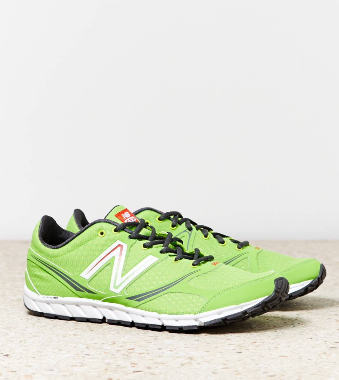 Neon Green New Balance Performance Sneaker