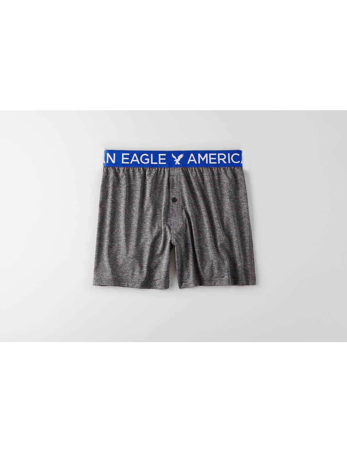 Display product reviews for AEO Heathered Flex Boxer