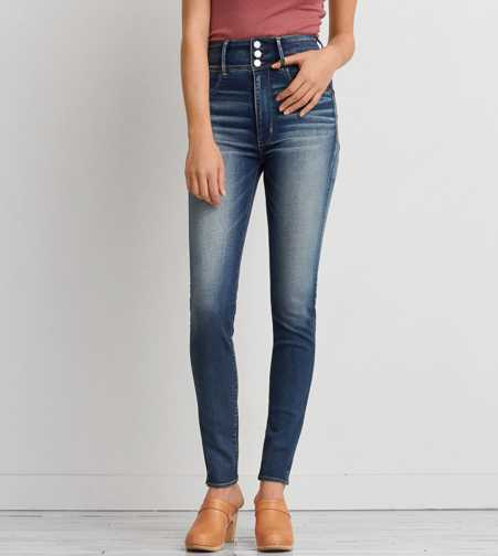 AEO Super Hi-Rise Jegging  - Buy One Get One 50% Off