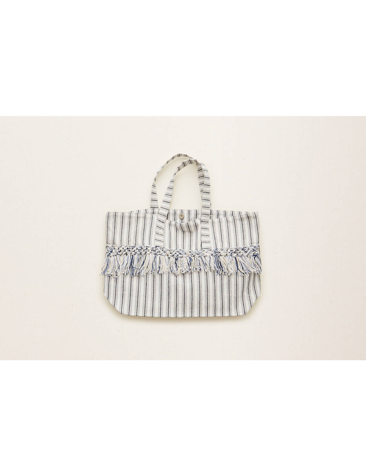 Display product reviews for Aerie Striped Tote