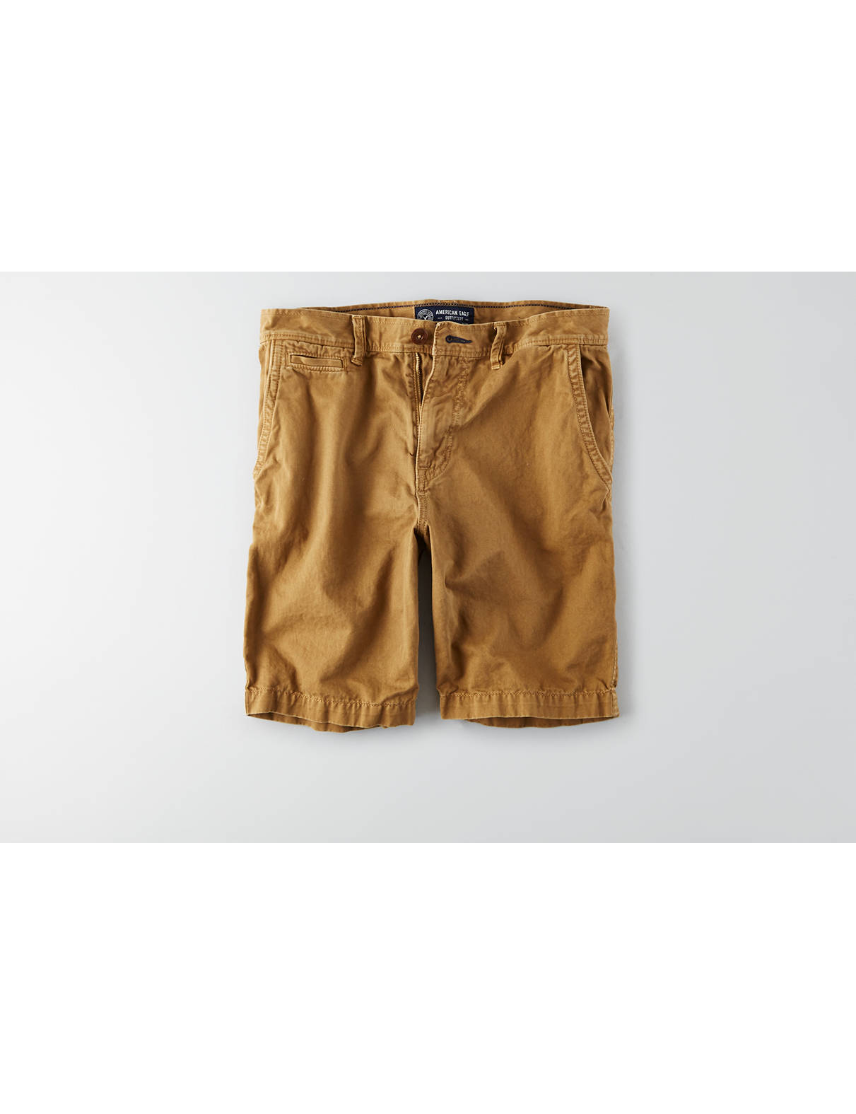 Display product reviews for AEO Classic Flat Front Short