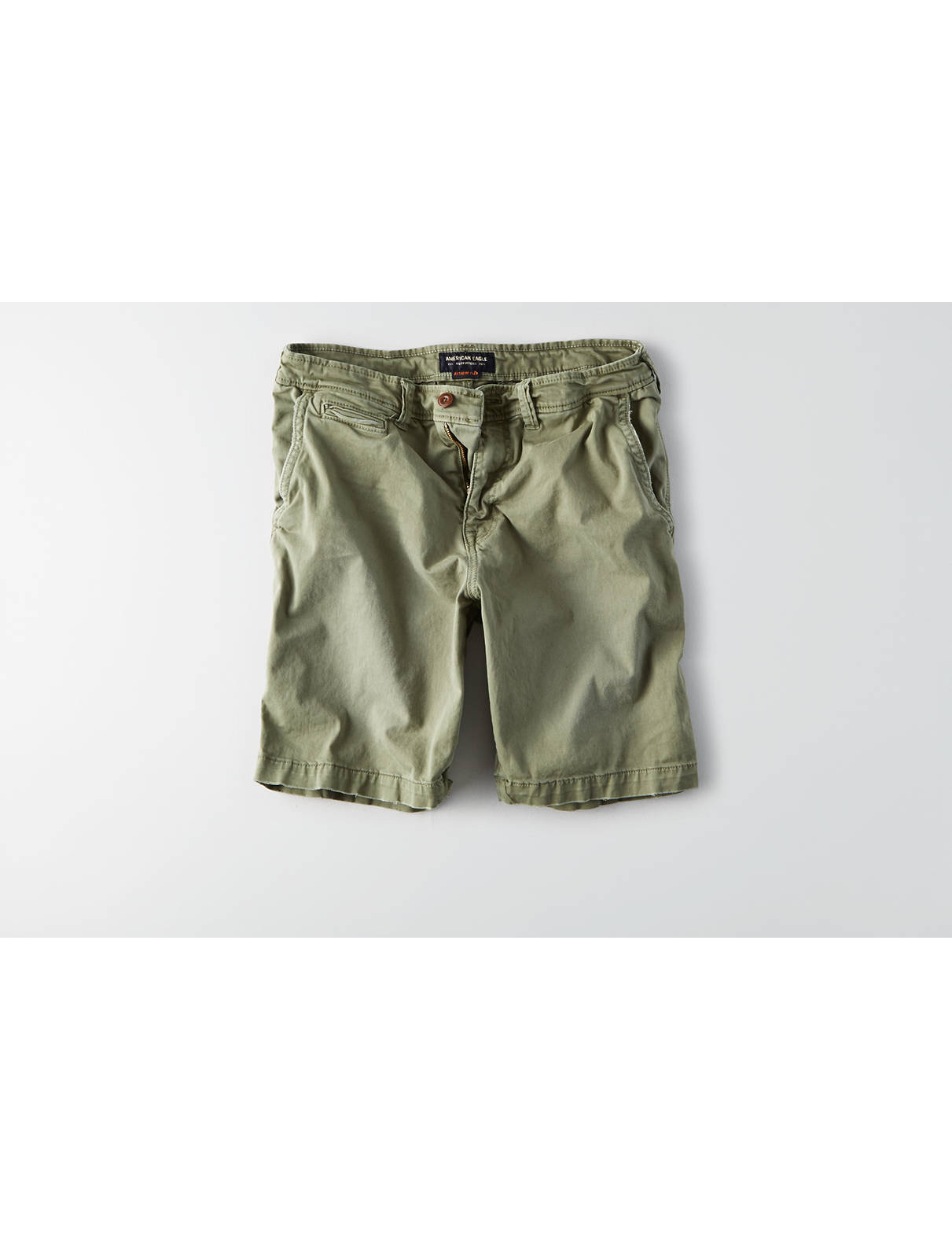 Display product reviews for AEO Extreme Flex Classic Flat front Short