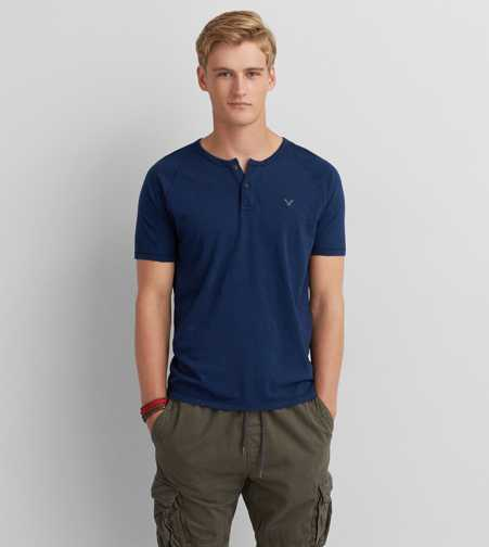 AEO Legend Henley - Buy One Get One 50% Off