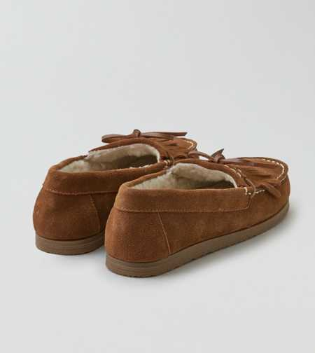American Eagle Outfitters Cozy Moccasin Shoes (Multiple Colors)