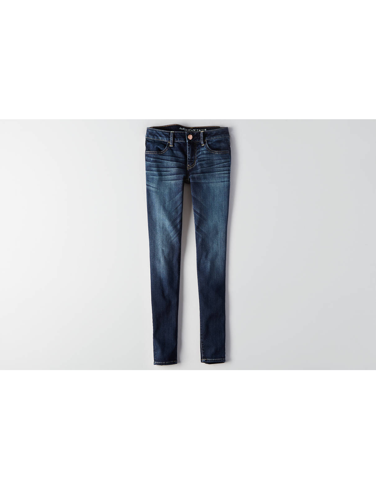 Display product reviews for AEO Denim X Super Low Jegging