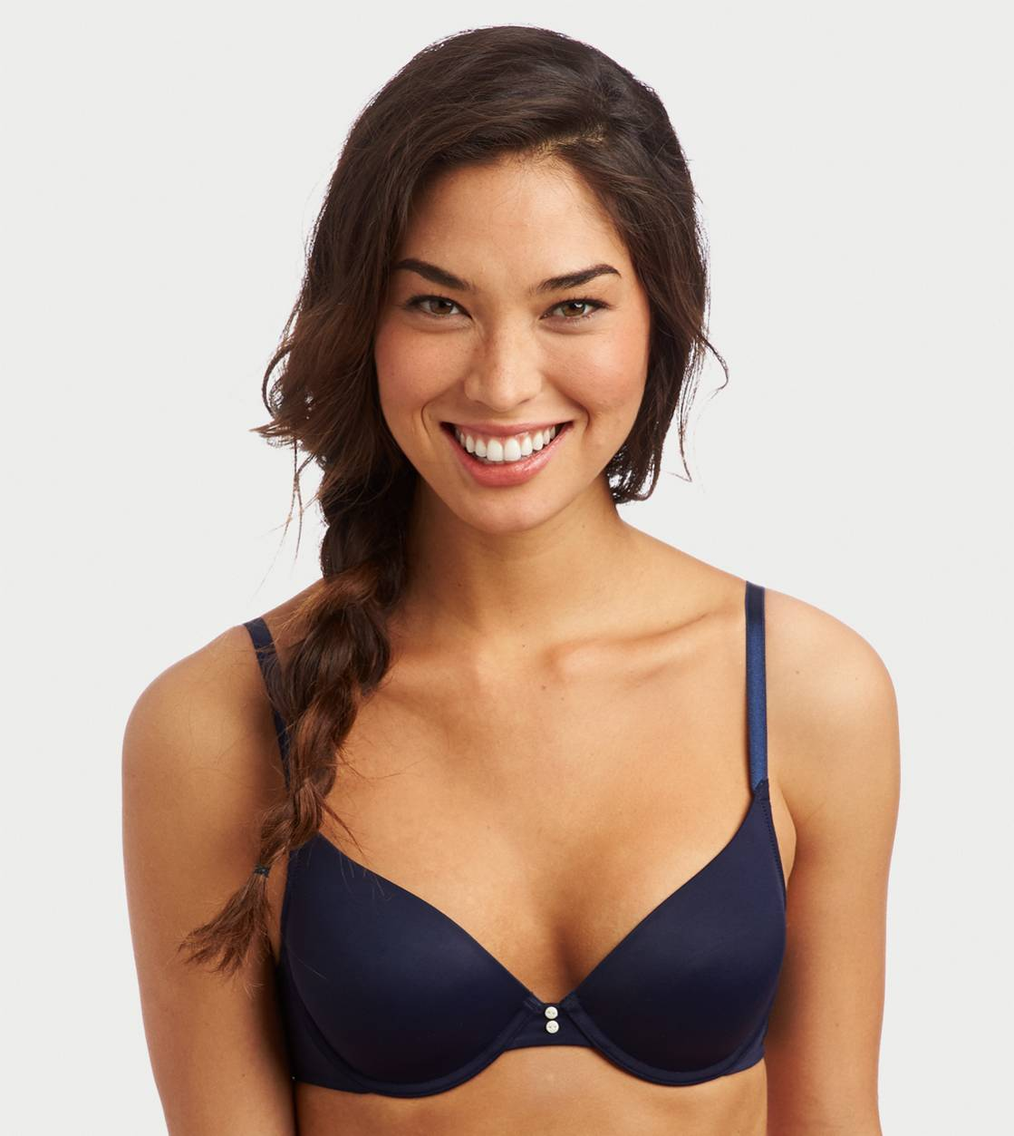 Classic Navy Katie Lightly Lined Bra