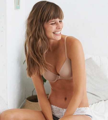 Katie Lightly Lined Bra - Free Shipping & Returns