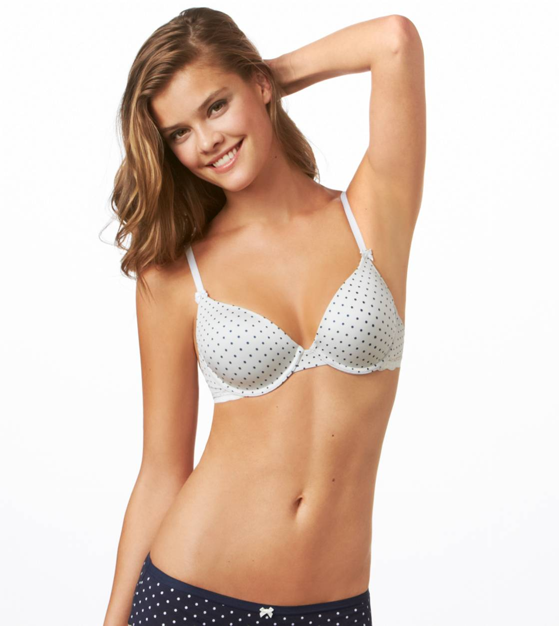 Glacier Grey Katie Lightly Lined Bra