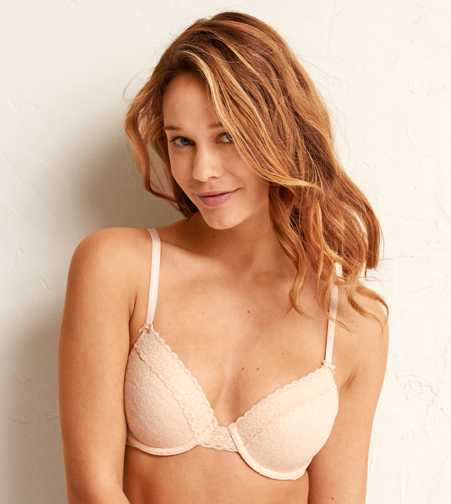 Katie Lace Lightly Lined Bra - Free Shipping & Returns