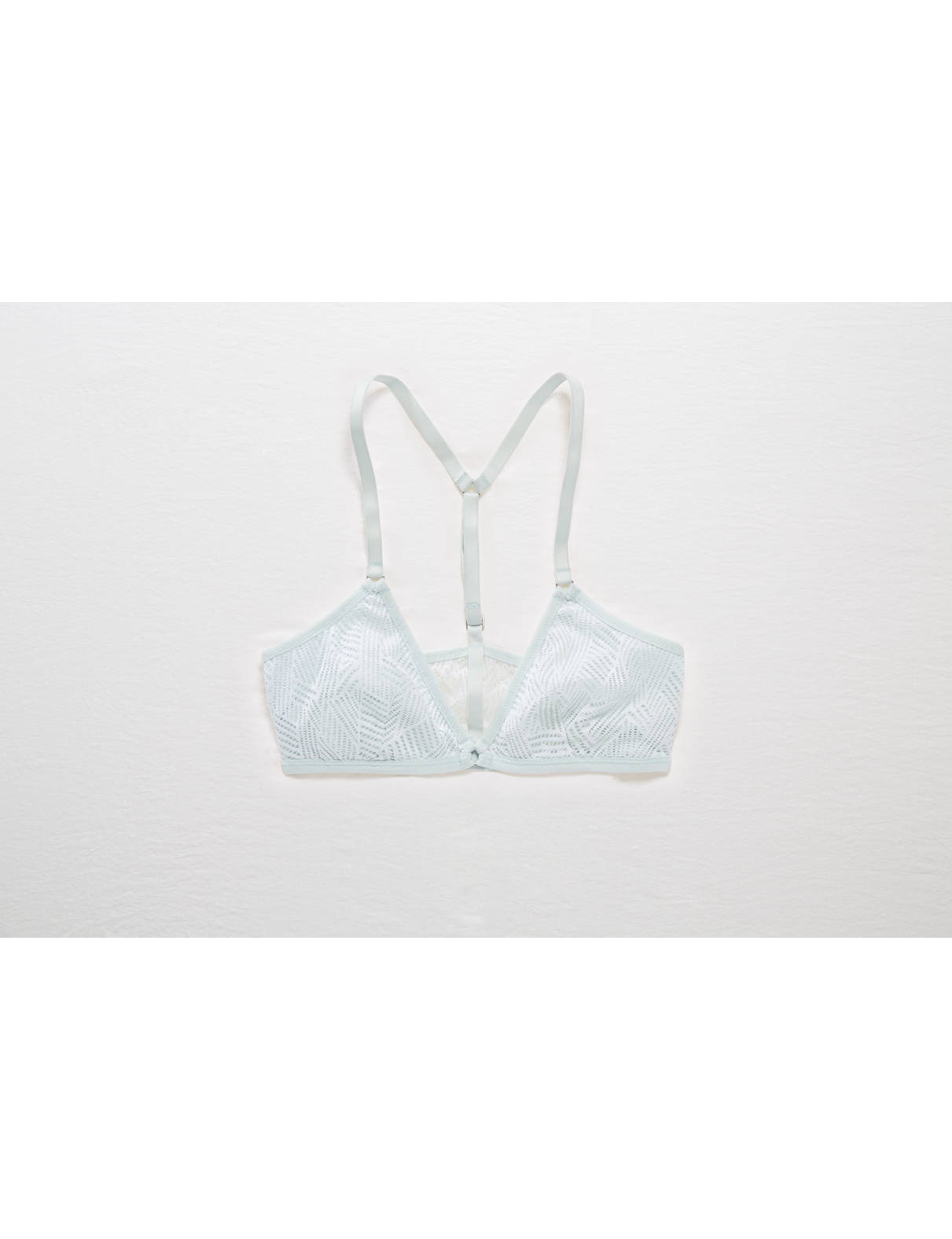 Display product reviews for Aerie Lace T-Back Bralette