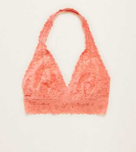 Aerie Lace Halter Bralette - Buy One Get One $5