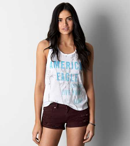 AEO NYC Graphic Muscle Tank