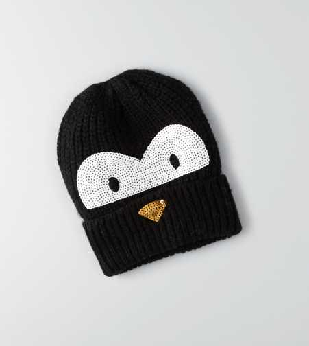 AEO Holiday Character Beanie