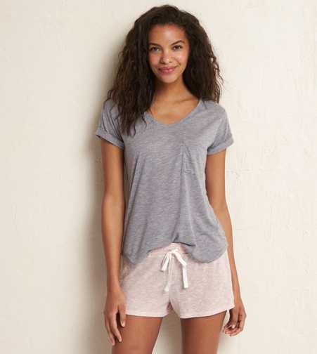 Aerie Real Soft® Tee  - Buy One Get One 50% Off