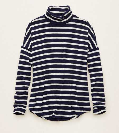 Aerie Seaside Turtleneck - Buy One Get One 50% Off