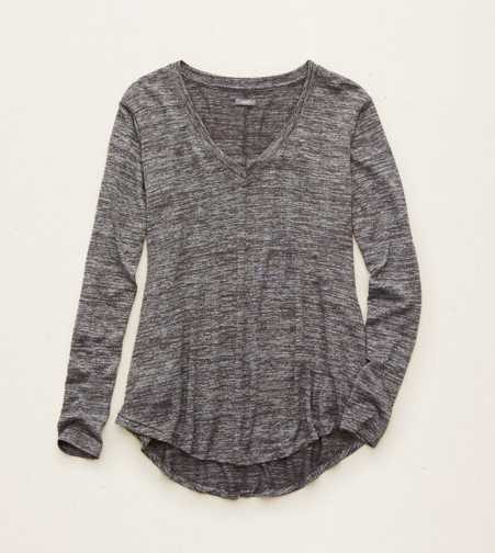 Aerie Better-Than-a-Sweater Tee