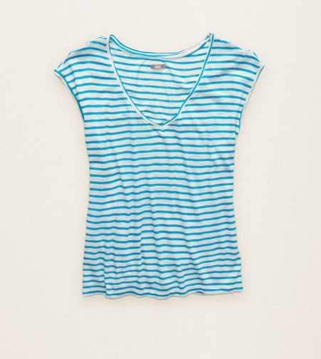 Aerie Striped Beach Tee