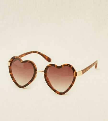 Aerie Heart Sunglasses