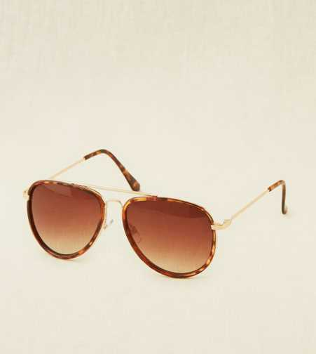 Aerie Aviator Sunglasses