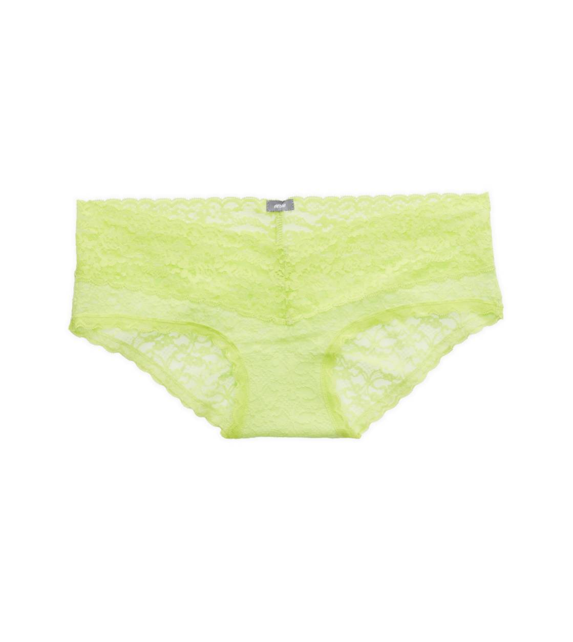 Sharp Green Aerie Vintage Lace Boybrief