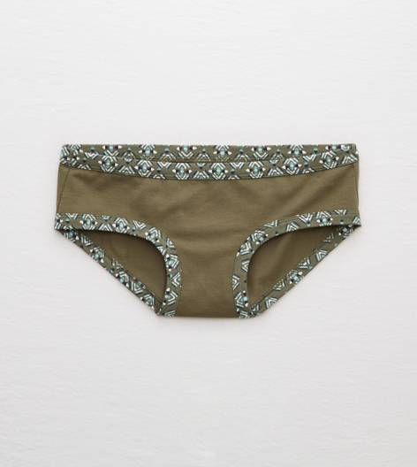 Dusty Olive Aerie Boybrief