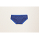 Midnight Blue Aerie Polka Dot Trim Boybrief