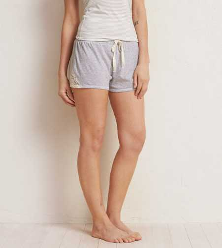 Aerie Lacy Side Short
