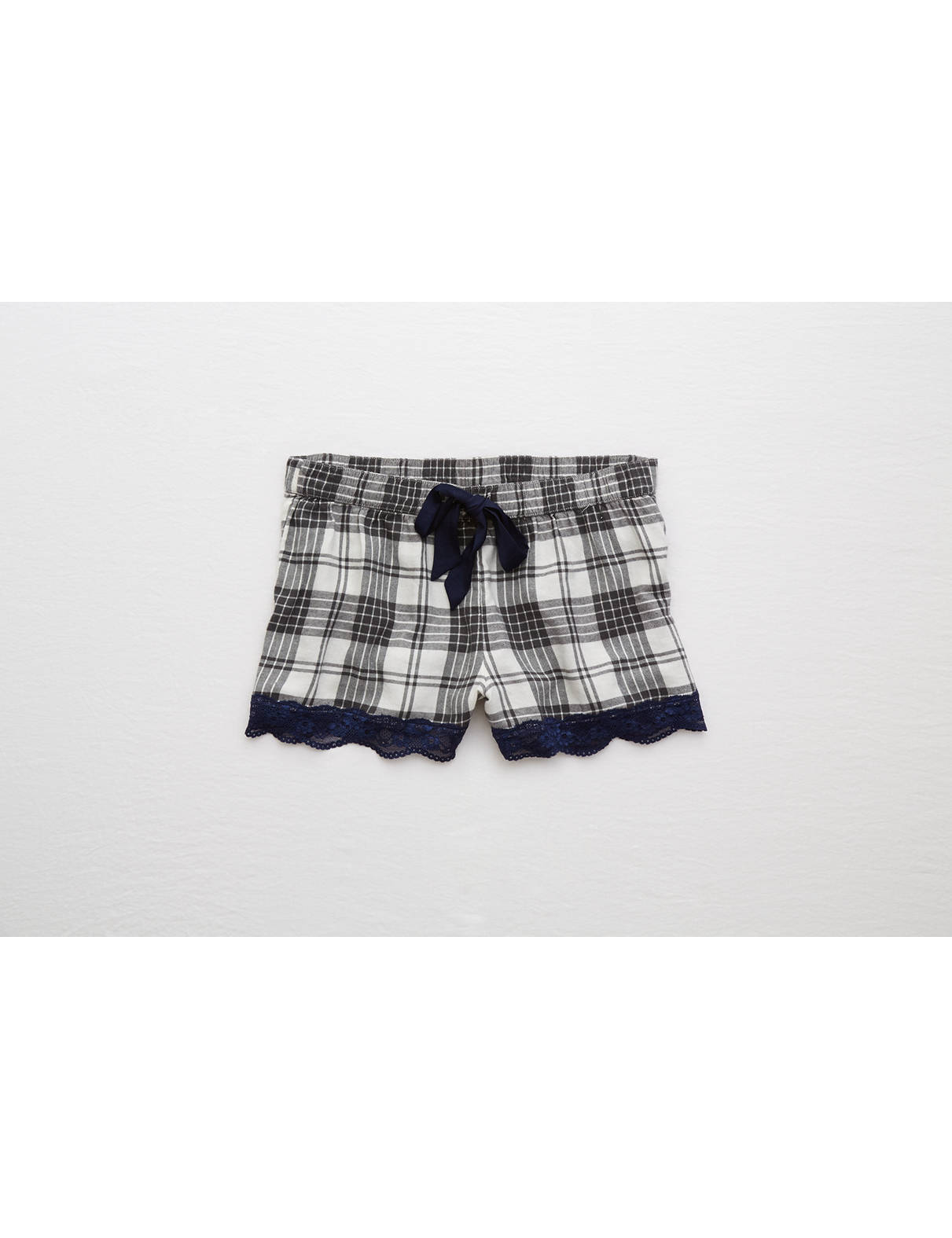 Display product reviews for Aerie Flannel Boxer