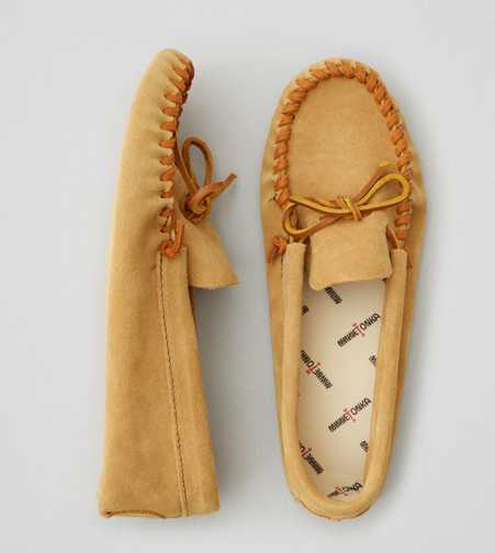 Minnetonka Softsole Moccasin  - Free Shipping