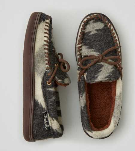Woolrich Potter County Moccasin  - Free Shipping