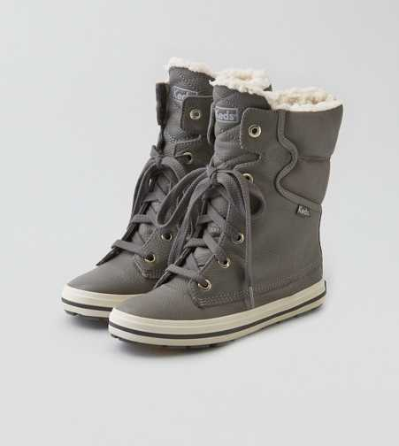 Keds Droplet Leather Boot  - Free Shipping