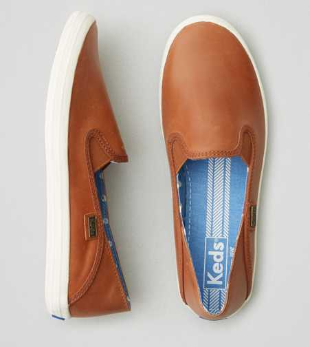 Keds Crashback Leather Sneaker