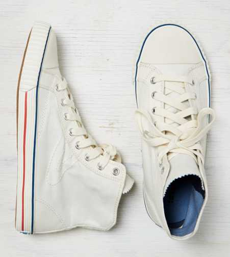 Tretorn Hockeyboot Canvas Sneaker