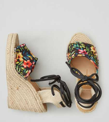 DV By Dolce Vita Sophia Wedge Sandal  - Free Shipping
