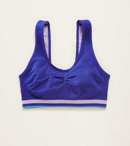 Aerie Seamless Reversible Sports Bra
